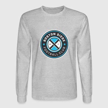 Siege Logo - Men's Long Sleeve T-Shirt