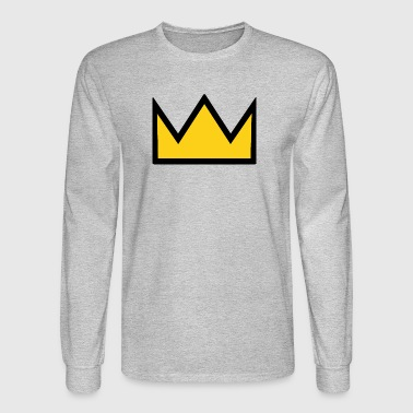 Crown Betty cooper crown - Men's Long Sleeve T-Shirt