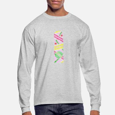 Hoverboard Hoverboard - Men's Long Sleeve T-Shirt