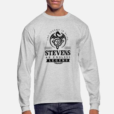 Steven STEVENS - Men's Long Sleeve T-Shirt