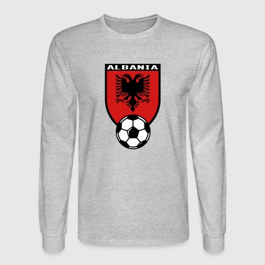 European Football Championship 2016 Albania - Men's Long Sleeve T-Shirt