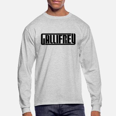 Gallifrey - Men's Longsleeve Shirt