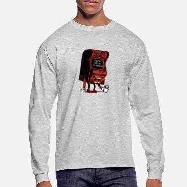 The Only Way To Start Monday - Men's Longsleeve Shirt