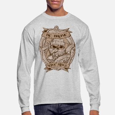Ghostshif Sailor.Vintage - Men's Longsleeve Shirt