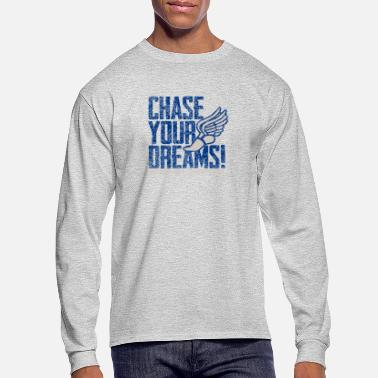 Chase Your Dreams Chase Your Dreams Jasper High Track Team - Men's Longsleeve Shirt