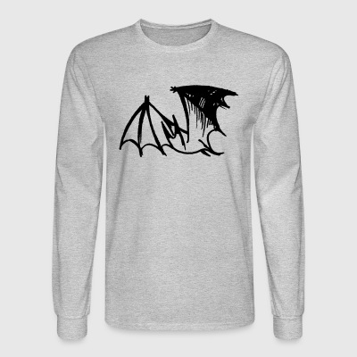 Bat - Men's Long Sleeve T-Shirt
