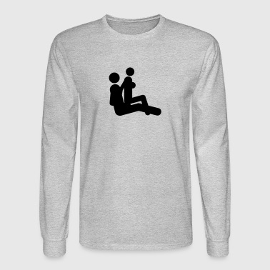 Sex positions - Men's Long Sleeve T-Shirt