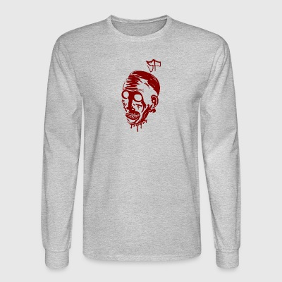 SCREAMING PUSSIES HEADLESS - Men's Long Sleeve T-Shirt