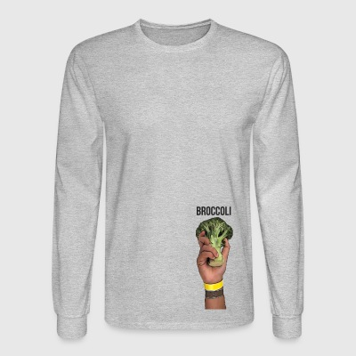 Broccoli - Men's Long Sleeve T-Shirt