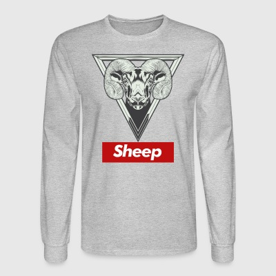 sheep - Men's Long Sleeve T-Shirt