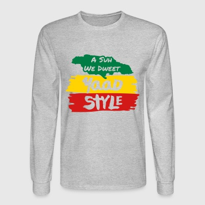 ShirtDesign YaadStyle - Men's Long Sleeve T-Shirt