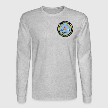 Tactical Strike Group 4 552x542 - Men's Long Sleeve T-Shirt