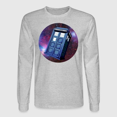 The Doctor is In - Men's Long Sleeve T-Shirt