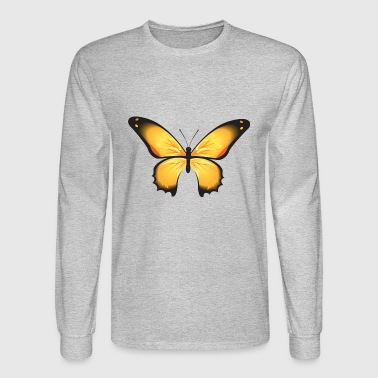 butterfly - Men's Long Sleeve T-Shirt