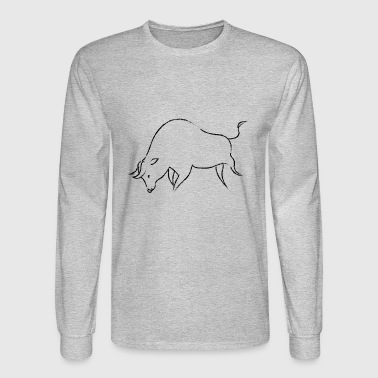 Taurus - Men's Long Sleeve T-Shirt