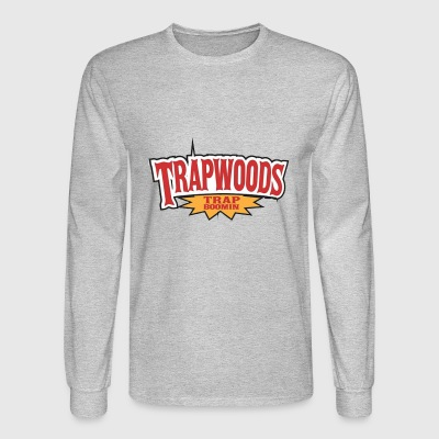 Trapwoods boomin - Men's Long Sleeve T-Shirt