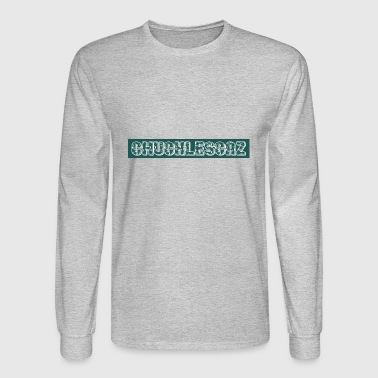 BLUE LED SPECIMEN MERCH - Men's Long Sleeve T-Shirt