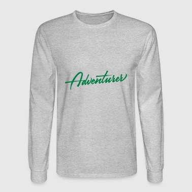 Adventurer - Men's Long Sleeve T-Shirt
