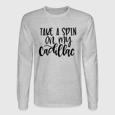 pilates cadillac - Men's Long Sleeve T-Shirt