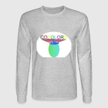 cocolors - Men's Long Sleeve T-Shirt