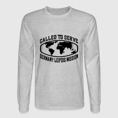 Germany Leipzig Mission - LDS Mission CTSW - Men's Long Sleeve T-Shirt