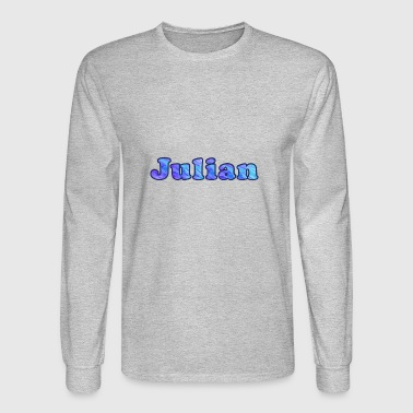 Julian - Men's Long Sleeve T-Shirt