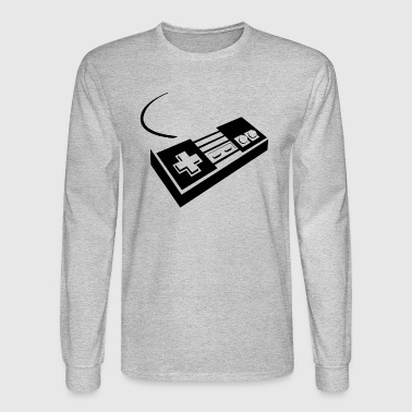 Video Game controller NES Edition - Men's Long Sleeve T-Shirt