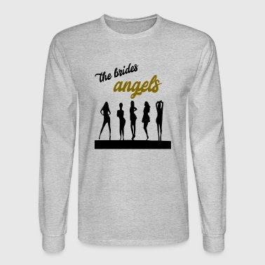 the brides angels - Men's Long Sleeve T-Shirt