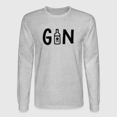 Gin - Men's Long Sleeve T-Shirt