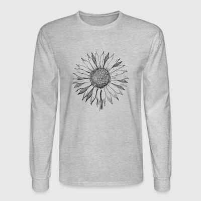 sunflower - Men's Long Sleeve T-Shirt