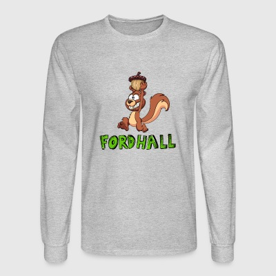 squirrel fordhall1 - Men's Long Sleeve T-Shirt