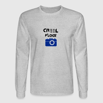 Creel Vlogs - Men's Long Sleeve T-Shirt
