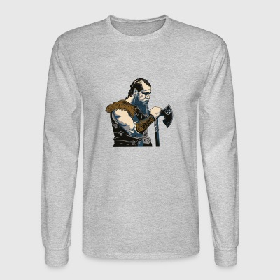 floki - Men's Long Sleeve T-Shirt