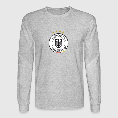 Soccer german sign - Men's Long Sleeve T-Shirt