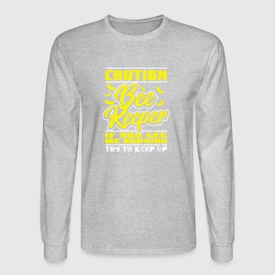 Shirt for Bee keeper as a gift - Men's Long Sleeve T-Shirt