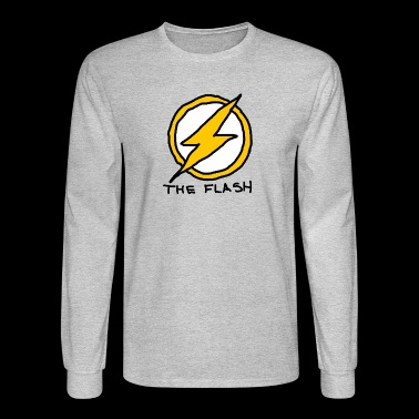 Flash - Men's Long Sleeve T-Shirt