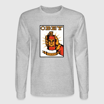 Obey Giant - Men's Long Sleeve T-Shirt
