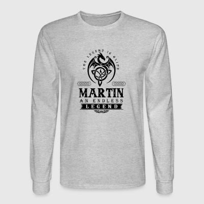 MARTIN - Men's Long Sleeve T-Shirt