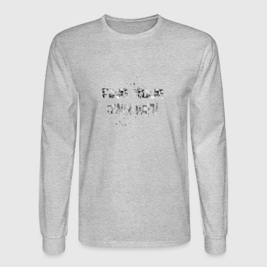 find your own path 1 - Men's Long Sleeve T-Shirt