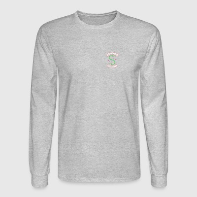 Riverdale Merch South Side Serpents - Men's Long Sleeve T-Shirt