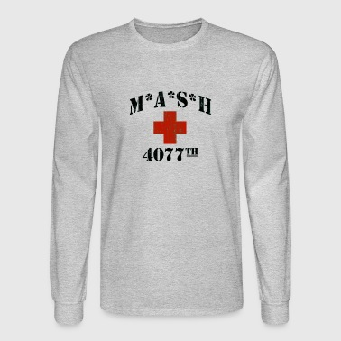 Mash T shirt - Men's Long Sleeve T-Shirt