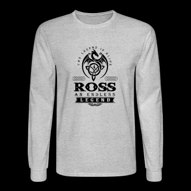 ROSS - Men's Long Sleeve T-Shirt