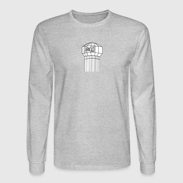 Arnold water tower - Men's Long Sleeve T-Shirt