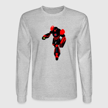 robot - Men's Long Sleeve T-Shirt