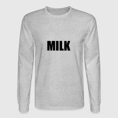 MILK - Men's Long Sleeve T-Shirt