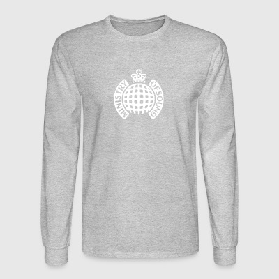 Ministry of Sound - Men's Long Sleeve T-Shirt