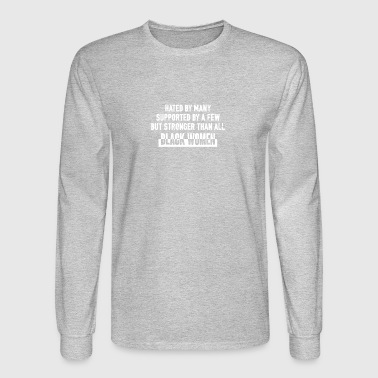 Hate By Many - Men's Long Sleeve T-Shirt
