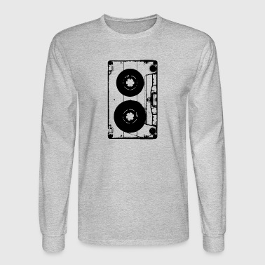 Oldschool Cassette - Men's Long Sleeve T-Shirt