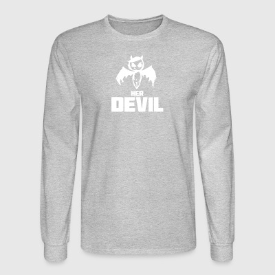 Her Devil - Men's Long Sleeve T-Shirt
