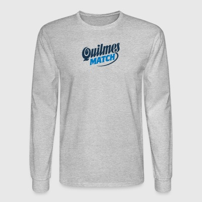 Quilmes Match - Men's Long Sleeve T-Shirt